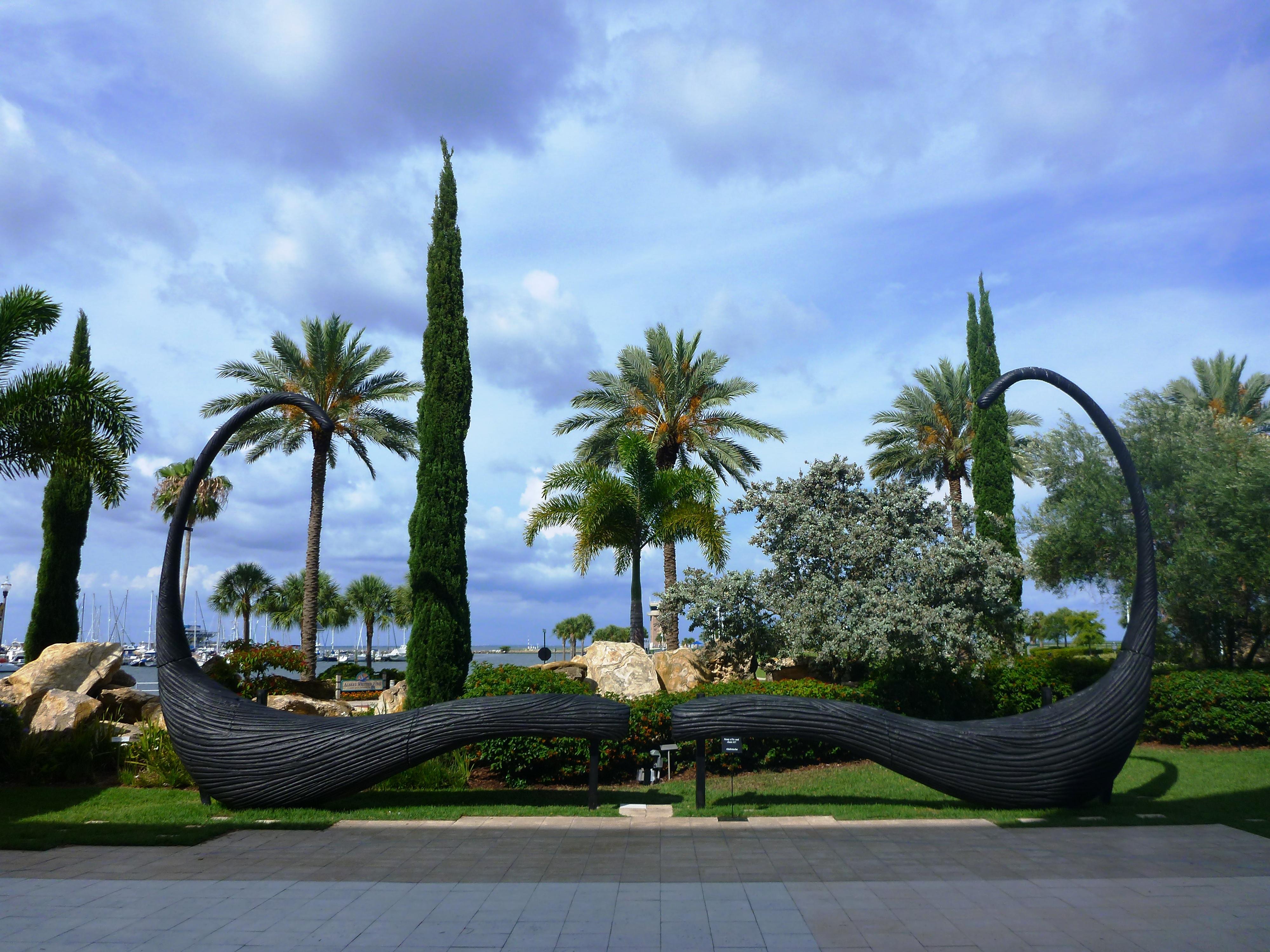 Salvador Dali The Greener Bench